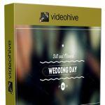 简单浪漫温馨的婚礼文字标题动画AE模板  Videohive Wedding Titles Pack