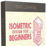 Isometric等距立体卡通风格设计训练视频教程