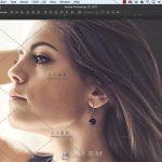 PS商业摄影人像修饰高级技术视频教程