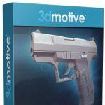 3dsmax游戏武器高精度复杂建模视频教程第一季