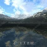 强大河流海洋水系统工具Unity游戏素材资源