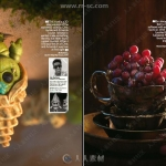 3D艺术家书籍杂志2018年总第126期
