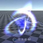 33组发光球体旋转动态特效粒子系统Unity游戏素材资源
