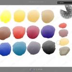 Rebelle 3水彩水墨数字绘画自学课程视频教程