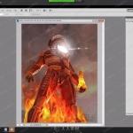 规划超能漫画故事管理脚本版面DAZ3D模型