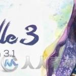 Rebelle水彩水墨模拟数字绘画软件V3.1版