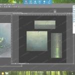 最新系统培训班手绘场景布局视频教程