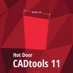 Hot Door CADTools工程制图Illustrator插件V11.2.2版