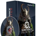 Substance Painter三维纹理材质绘画软件V2018.3.1.2619版