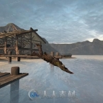 潜水游泳运动游戏整体项目Unity游戏素材资源