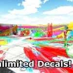 实物印花人体血迹皮肤纹理网格工具Unity游戏素材资源