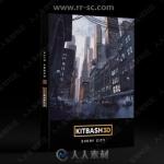 城市高楼大厦摩天大楼3D模型合集