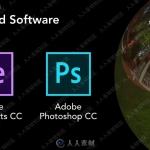 360全景球形照片后期处理技术视频教程