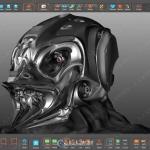 Rocket3F Pro多边形建模软件1.6v2版