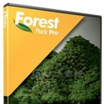 iToo Software ForestPack Pro森林草丛植物生成3dsmax插件V6.1.2修正版