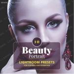 10组清澈通透美丽人像特效Lightroom预设