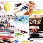 动漫绘制基础创作技法书籍杂志11本合集