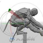 物理动画软件Cascadeur可制作特技动画 即将发布免费测试版本