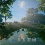 一款炫酷的游戏开发软件FlowScape 可帮助用户绘制3D景观