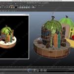 影视游戏3D建模与动画大师班训练视频教程