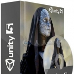 Unity Pro游戏开发引擎软件V2019.2.0 A4版