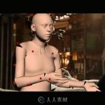 影片《阿丽塔:战斗天使》幕后制作解析视频 CG女主角的动作捕捉过程解析