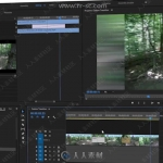 Premiere Pro视频编辑完整工作流程视频教程