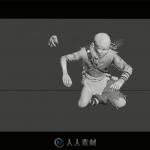 游戏《战神(Gof of War)》预告片幕后制作解析视频 场景和角色的创建解析