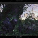 科幻幻想战士角色概念设计实例训练视频教程