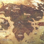 最终幻想14游戏原画设定集限定版