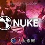 Nuke Studio影视后期特效合成软件11.3V3版