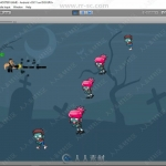Unity二维2D射击游戏实例制作视频教程
