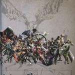 《战国BASARA4:皇》官方概念设定原画插画合集