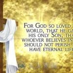 复活节耶稣受难日宣传动画AE模板