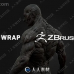 R3DS ZWrap几何变形拓扑ZBrush插件V1.1.3版