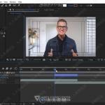 AE画面间转场过渡特效实例制作视频教程