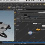 Houdini粒子系统模拟特效核心技术视频教程