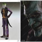《蝙蝠侠》游戏概念设计原画官方设定集