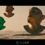 影片《惊奇队长》视觉特效解析视频 塔罗斯变身特效神奇又精彩