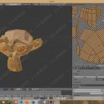 Blender中UV拓展基础技能训练视频教程
