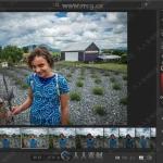 平面设计中LUTs调色预设使用技术视频教程