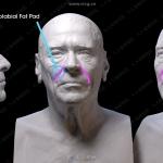ZBrush脸部面部数字雕刻完全训练视频教程