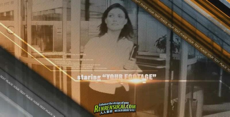 《间谍游戏 AE包装模板》Videohive spy games 125292