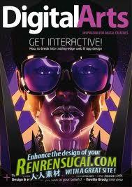 《数字艺术杂志2011年11月刊》Digital Arts November 2011