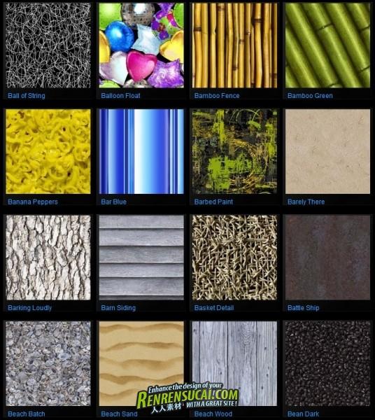 《DJ最强纹理贴图工具包Vol.1》Digital Juice Texture Toolkit Collection 1