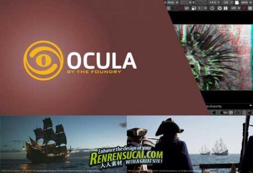 《立体后期制作插件OCULA 3.0v1win/mac osx 64位破解版》Ocula 3.0v1 osx64/win64
