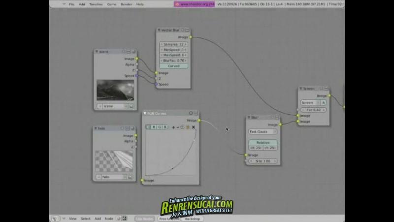 《Blender学习高级训练教程+资料合辑》Andy Goralczyk Creature Factory