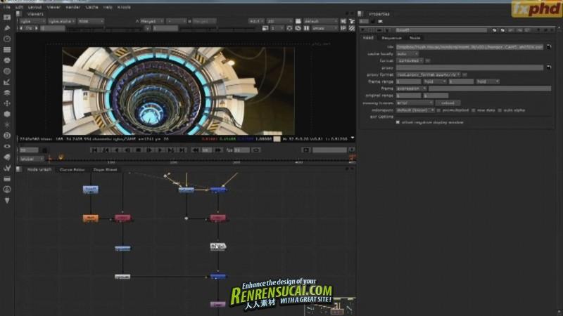 《Maya灯光渲染高级教程》FXPHD MYA214 Maya Lighting and Rendering in Production