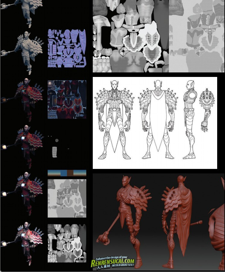 《3dsMax游戏三维动画特效书籍》Learning Autodesk 3ds Max 2010 Foundation for Games by Autodesk