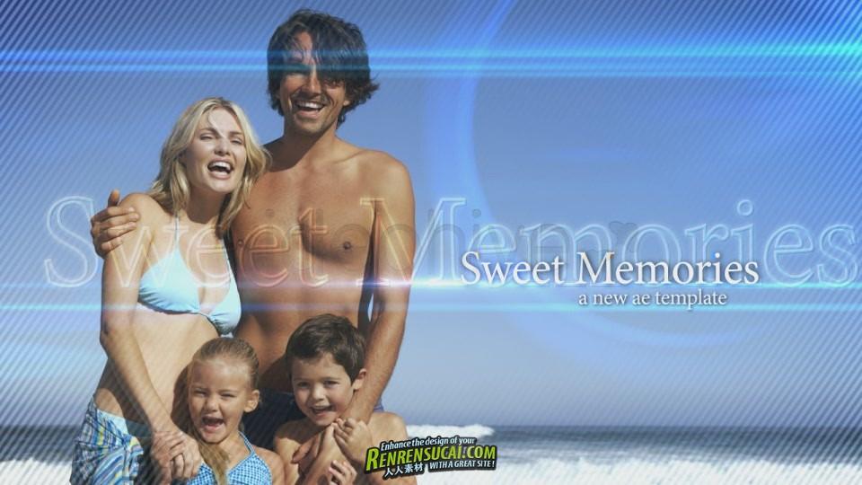 《甜蜜回忆 AE片头包装模板》Videohive sweet memories 474563 After Effects Project